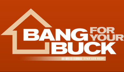 HGTV's Bank for your Buck