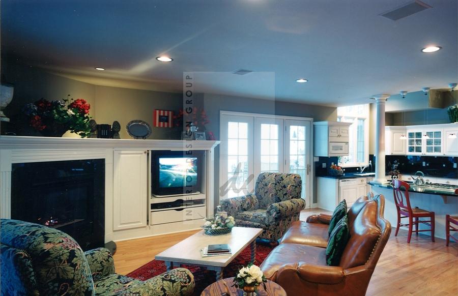 Deb Boler - Living Room
