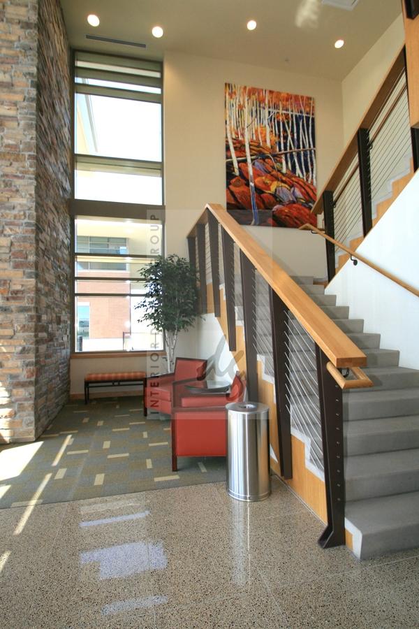 Deb Boler - Office Atrium